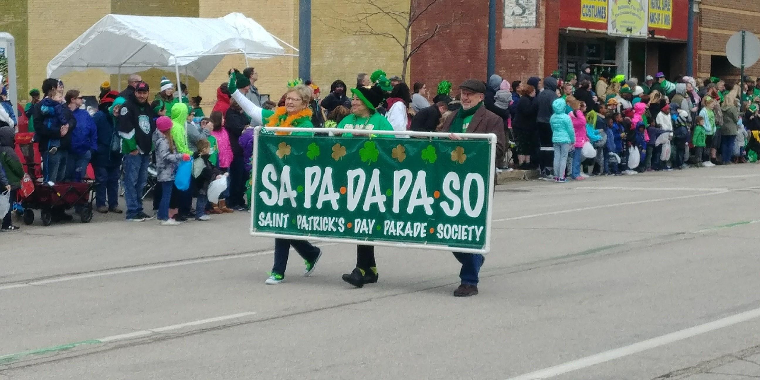SaPaDaPaSo Sign